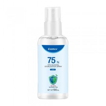 Comix 75% Alcohol Effective Sterilization Sanitizer Spray 100ml