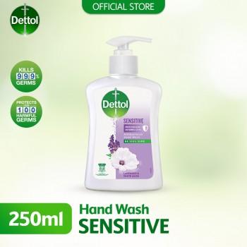 Dettol Hand Wash Sensitive 250ml