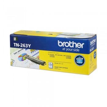Brother TN-263 Yellow Toner 1.3k