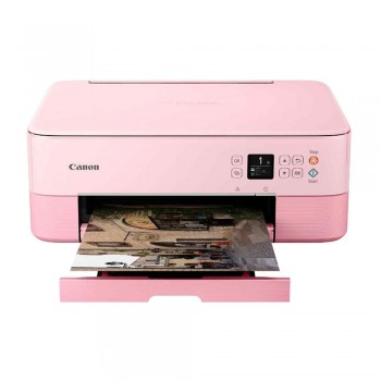 Canon Pixma TS5370 All-in-One Inkjet Printer - Pink