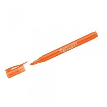 Faber Castell 38 Highlighter Textliner Orange (157715)