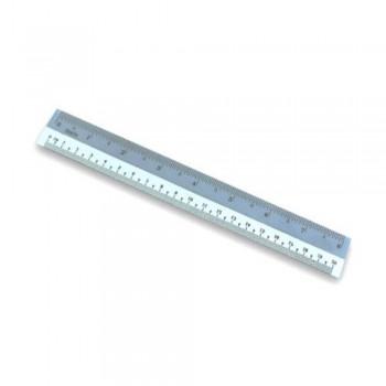 Plastic Straight Ruler - 6-inch - 15cm (Item No: B01-01) A1R2B1