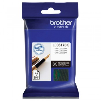 Brother LC-3617 Black Ink