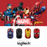 (AONE) LOGITECH M238 WIRELESS MOUSE - MARVEL COLLECTION CAPTAIN AMERICA (910-005561)