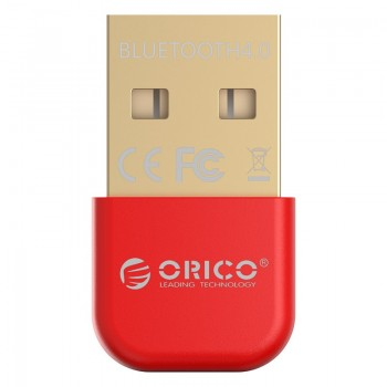 Orico BTA-403 USB Bluetooth 4.0 Adapter - Red
