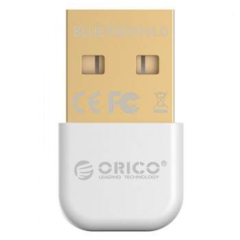 Orico BTA-403 USB Bluetooth 4.0 Adapter - White