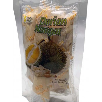 Durian Nougat w/ Almond 100gm