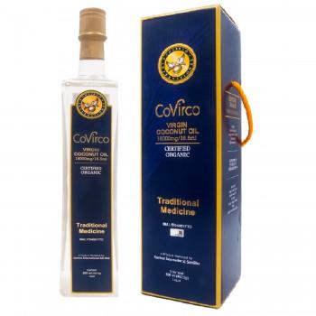 Covirco Certified Organic Virgin Coconut Oil 500ml