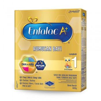 Enfalac A+ Step 1 Milk Powder 600g