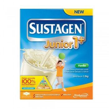 Sustagen Junior 1 Plus Vanila Milk Powder 1.2kg