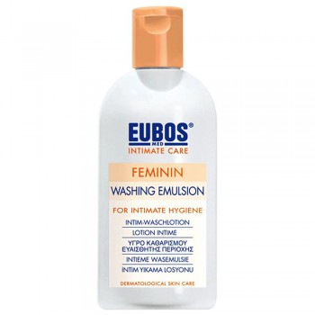 Eubos Feminine Washing Emulsion 200ml
