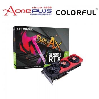 COLORFUL NVIDIA GEFORCE RTX 3080 NB BATTLE-AX 10GB LHR-V GRAPHIC CARD