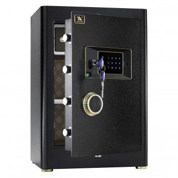 Digital Safe Box (Antique Brass) BGX-D1-36YZ