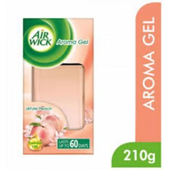 Air Wick Aroma Gel Peach Air Freshener 210g