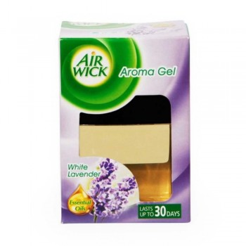 Air Wick Aroma Gel White Lavender 140g