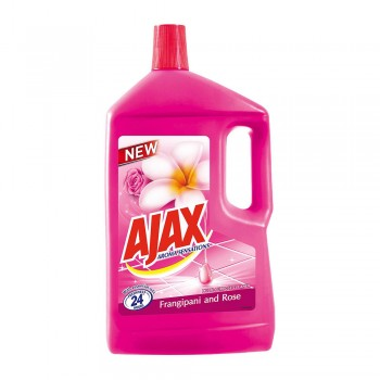 Ajax Aroma Sensations Frangipani & Rose Multi Purpose Cleaner 2.5L