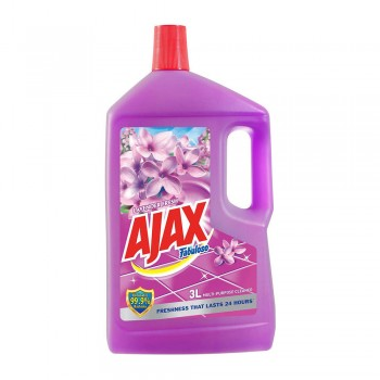 Ajax Fabuloso Lavender Multi Purpose Cleaner 3L