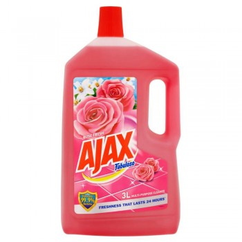 Ajax Fabuloso Rose Multi Purpose Cleaner 3L