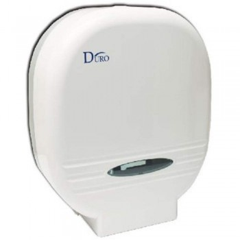 DURO Exq JumboRoll Tissue Dispen 9012-W (Item No: F13-77)