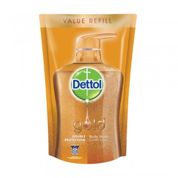 Dettol Shower Gel Gold Classic Clean 900ml