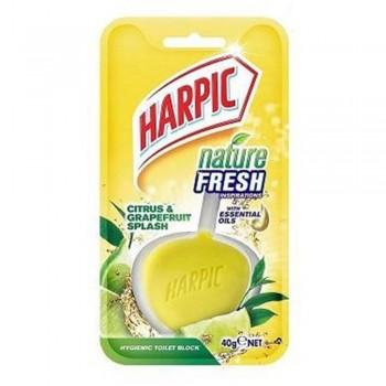 Harpic Nature Fresh Citrus & Tea Tree 40g