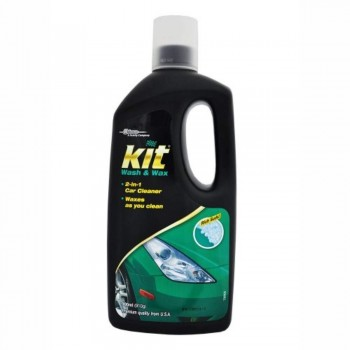 Kit Wash & Wax 900ml