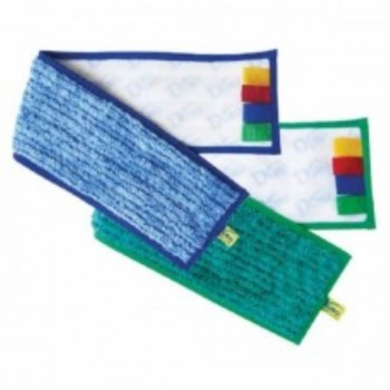 WET MOP MICROFIBER SCRUBBER PAD WMSP-7011 -48cm Blue