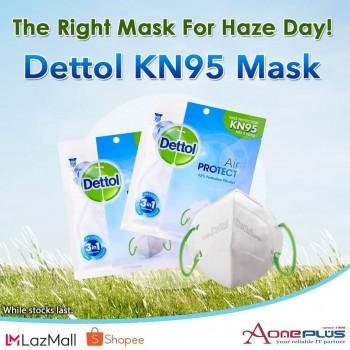 Dettol KN95 PM2.5 Filter Adult Mask (10pcs)