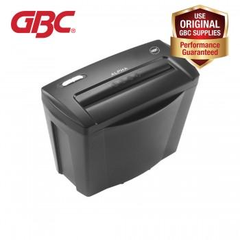 GBC Alpha Confetti Personal Shredder (Item No: G07-01) A7R1B17