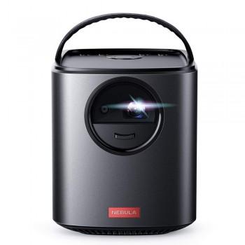 Anker Nebula Mars II The Next-Gen Theater-Grade Portable Cinema Projector - Black
