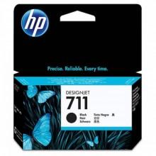 HP 711 80-ml Black Ink Cartridge (3WX01A)