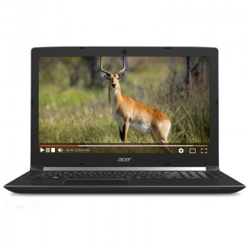 "Acer Aspire 5 A515-51G-87AJ 15.6"" HD LED Laptop - i7-8550U,  4gb ram, 1tb+128gb ssd, NVD MX150, W10, Black"