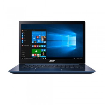 Acer Swift 3 SF314-54-57FD 14'' FHD LED Laptop - i5-8250U, 4GB, 1TB+128GB, Intel Share, FingerPrint Reader, W10, Stellar Blue