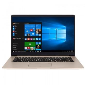"""Asus A510U-FEJ140T 15.6""""FHD Laptop - Intel Core i7-8550U, 4gb ram, 1tb hdd, NVD MX130 2GB, W10, Gold"""