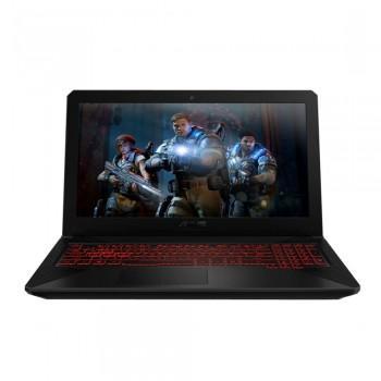 Asus TUF FX504G-DE4509T 15.6 inch FHD Gaming Laptop - i7-8750H, 4GB, 1TB+128GB, GTX 1050 4GB, W10, Premium Steel