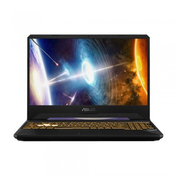 "Asus TUF FX505G-DBQ376T 15.6"" FHD Gaming Laptop - I7-8750H, 8GB, 1TB, GTX1050, W10, Gold Steel"