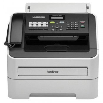 Brother IntelliFax Laser FAX-2840 - Compact Laser Fax Machine with Print/Copy Capabilities