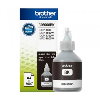 Brother BT-6000BK Ink Tank 6K Pgs