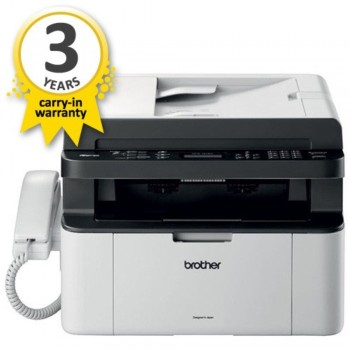 Brother MFC-1815 - A4 4in1 with Headset USB Mono Laser Printer