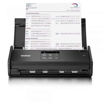 Brother ADS-1100W - High Speed 2-sided Document Scanner