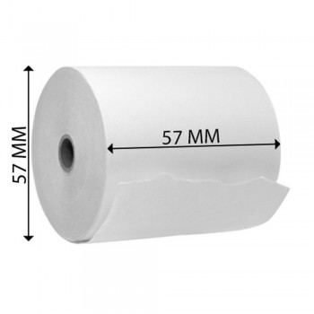 Canon MP1211-LTSC Paper Roll - (57mm x 57mm 10 rolls/pack)