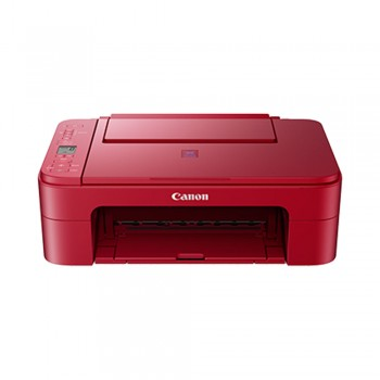 Canon Pixma E560 Inkjet Printer (Red)