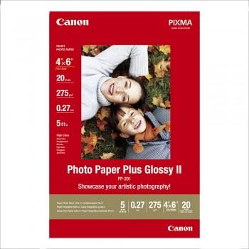 Canon PP-201 4R Photo Paper Plus Glossy (20shts)