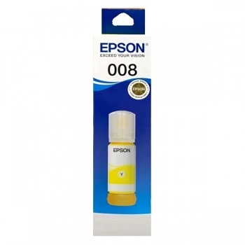 Epson 008 Yellow Ink Bottle 70ml