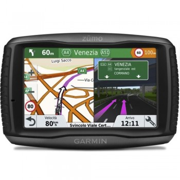 GARMIN ZUMO 595 Motorcycles Navigator (Item No: G09-138)