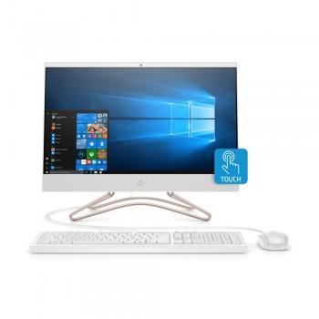 """HP 22-C0039D 21.5"""" FHD IPS All-In-One Touch Desktop PC - i3-8130U, 4gb ddr4, 1tb, W10"""