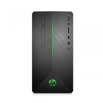 HP Pavilion 690-0020d Gaming Desktop PC - i7-8700, 8GB DDR4, 1TB + 128GB SSD, NVD GTX1060 3GB, W10