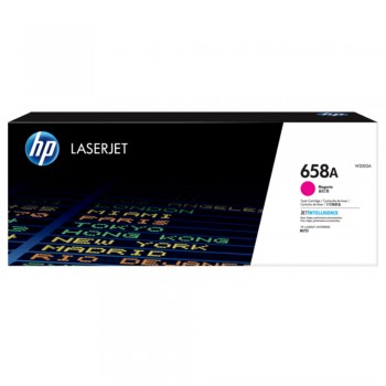 HP 658A Magenta Original LaserJet Toner Cartridge