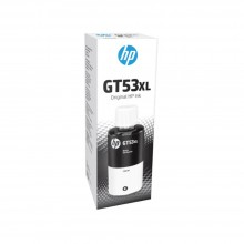 HP GT53XL Black Original Ink Bottle 135ml