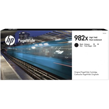 HP 982X High Yield Black Original PageWide Cartridge